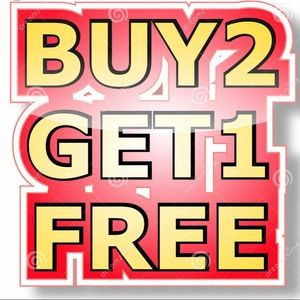 Other - ‼️NOW BUY TWO AND GET ONE FREE ‼️😱😻😍